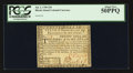 Colonial Notes:Rhode Island, Fully Signed Rhode Island July 2, 1780 $20 PCGS About New 50PPQ.....