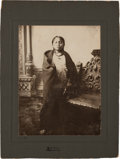 Photography:Official Photos, Silver Gelatin Print: Crow Foot, Sitting Bull's Son, ...