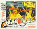 "Movie Posters:Science Fiction, Invasion of the Body Snatchers (Allied Artists, 1956). Half Sheet(22"" X 28"") Style B.. ..."
