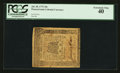 Colonial Notes:Pennsylvania, Pennsylvania July 20, 1775 10s PCGS Extremely Fine 40.. ...