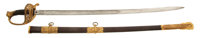 One Of The Finest US M1850 Staff & Field Officer's Swords We've Ever Cataloged