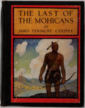 Books:Literature Pre-1900, James Fenimore Cooper. The Last of the Mohicans. CharlesScribner's Sons, 1926. Later edition. Publisher's decor...