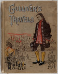 Books:Literature Pre-1900, Jonathan Swift. Gulliver's Travels. Henry Altemus, 1896.Altemus' Young People's Library. Publisher's decorative...