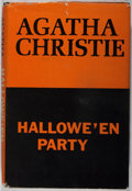 Books:Mystery & Detective Fiction, Agatha Christie. Hallowe'en Party. Dodd, Mead, 1969. Lateredition or book club. Publisher's binding and dj. Min...