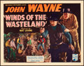 """Movie Posters:Western, Winds of the Wasteland (Republic, 1936). Title Lobby Card (11"""" X 14"""").. ..."""