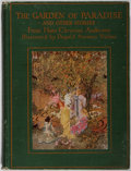 Books:Children's Books, Hans Christian Andersen. The Garden of Paradise and OtherStories. Doubleday, Page and Company, 1923. Later edit...