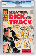 Silver Age (1956-1969):Mystery, Dick Tracy Comics Monthly #112 (Harvey, 1957) CGC VF 8.0 Off-whitepages....