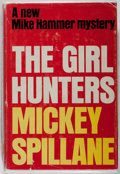 Books:Mystery & Detective Fiction, Mickey Spillane. The Girl Hunters. Dutton, 1962. Firstedition. Publisher's binding and dj. Some rubbing to the ...