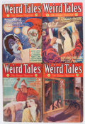 Pulps:Horror, Weird Tales Group (Popular Fiction, 1932) Condition: AverageVG-.... (Total: 7 )