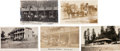 Western Expansion:Cowboy, Real Photo Postcard:Five California Stagecoach Scenes... (Total: 5 Items)