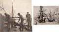 Photography:Official Photos, Early Alaska Photos: Copper River and Northwestern Railway. ...(Total: 2 Items)