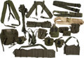 Militaria:Uniforms, Assorted Group of Twenty Pieces of United States Military Field Gear.... (Total: 20 Items)