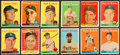 Baseball Cards:Lots, 1958 Topps Baseball Collection (300) With Stars & HoFers. ...