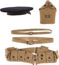 Military & Patriotic:WWI, Lot of Miscellaneous WWI Militaria. ... (Total: 5 )