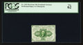 Fractional Currency:First Issue, Fr. 1241 10¢ First Issue PCGS New 62.. ...