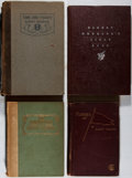 Books:Books about Books, Elbert Hubbard. Four books by Hubbard, including the first two done by the Roycrofters. The Liberators; Time and Chance;... (Total: 4 Items)