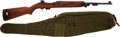 Long Guns:Semiautomatic, Rare Inland X Suffix U.S. Model M1 Semi-Automatic Carbine....(Total: 2 Items)
