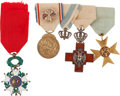 Militaria:Insignia, A Fine Group of Orders and Medals to Lady Jane Williams-Taylor,... (Total: 2 Items)