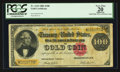 Large Size:Gold Certificates, Fr. 1214 $100 1882 Gold Certificate PCGS Apparent Very Fine 20.. ...