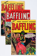 Golden Age (1938-1955):Horror, Baffling Mysteries #19, 20, and 22 Group (Ace, 1954-55).... (Total:3 Comic Books)