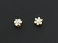 Estate Jewelry:Rings, Diamond & Gold Stud Earrings. ...