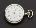 Timepieces:Pocket (pre 1900) , E. Howard & Co. Series V, L Size. ...