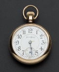 Timepieces:Pocket (post 1900), Illinois 23 Jewel 18 Size Bunn Special. ...