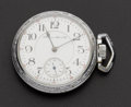 Timepieces:Pocket (post 1900), Hampden 23 Jewel Two Tone Special Railway 16 Size. ...