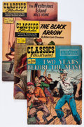 Silver Age (1956-1969):Classics Illustrated, Classics Illustrated Group (Gilberton, 1960s) Condition: AverageGD-.... (Total: 21 Comic Books)