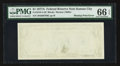 Error Notes, Fr. 1910-J $1 1977A Federal Reserve Note. PMG Gem Uncirculated 66 EPQ.. ...
