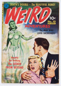 Golden Age (1938-1955):Horror, Weird Adventures #10 (Ziff-Davis, 1951) Condition: VG-....