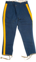 Military & Patriotic:Spanish American War, Spanish-American War US Army Cavalry NCO Trousers...