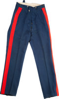 Military & Patriotic:Indian Wars, Pair Model 1872 National Guard Artillery Officer's Trousers...