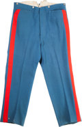Military & Patriotic:Indian Wars, Pair US Army Model 1872 Artillery Officer's Trousers...