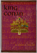 Books:Science Fiction & Fantasy, Robert E. Howard. King Conan. The Hyborean Age. Gnome Press, Inc., 1953. First printing. Publisher's cloth and d...