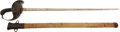 Edged Weapons:Swords, U.S. Model 1913 Cavalry Sword Manufactured by L.F. & C....