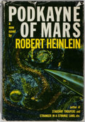 Books:Science Fiction & Fantasy, Robert Heinlein. Podkayne of Mars Her Life and Times. G. P.Putnam's Sons, 1963. First edition. Hardbound in dus...