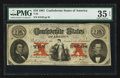 Confederate Notes:1861 Issues, T26 $10 1861 PF-9 Cr. 175.. ...