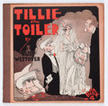 Platinum Age (1897-1937):Miscellaneous, Tillie The Toiler Book #4 (Cupples & Leon, 1929) Condition:FN-....