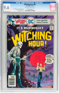 Bronze Age (1970-1979):Horror, The Witching Hour #64 (DC, 1976) CGC NM+ 9.6 Off-white to whitepages....