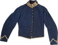 Military & Patriotic, Vintage Cavalry Jacket with Maryland Association...
