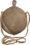 Military & Patriotic:Civil War, Very Nicely ID'd 75th New York Inf. M1859 Smooth Side Canteen....