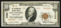 National Bank Notes:Pennsylvania, Philadelphia, PA - $10 1929 Ty. 2 The Southwestern NB Ch. # 3498....