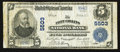National Bank Notes:Colorado, Fort Collins, CO - $5 1902 Plain Back Fr. 607 The Fort Collins NBCh. # 5503. ...