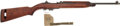 Long Guns:Semiautomatic, U.S. M1 Carbine Manufactured by Standard Products Company....