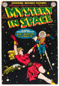 Golden Age (1938-1955):Science Fiction, Mystery in Space #1 (DC, 1951) Condition: VG....