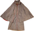 Military & Patriotic, Superb and Historic Early War Massachusetts Overcoat... (Total: 2 Items)