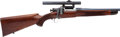 Long Guns:Bolt Action, 7mm Mauser Griffin & Howe Custom Springfield Bolt Action Riflewith Telescopic Sight....
