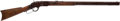 Long Guns:Lever Action, Winchester Third Model 1873 Lever Action Rifle Belonging to AmosBuck, Volunteer in the Battle of Big Hole, Montana, August 9t...