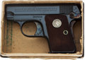 Handguns:Semiautomatic Pistol, Boxed Colt Model 1908 Semi-Automatic Pistol....